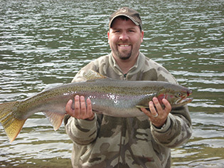 Steelhead Catch